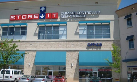 Up to 57% Off storage unit rental  at Store It
