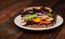 $15 for $30 Worth of Soup, Salads, and Sandwiches at Sunflower 
