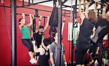 One or Three Months of Cross-Training Sessions at Warrior Gym (Up to 87% Off)