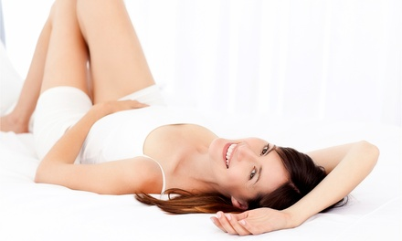 Six Laser Hair-Removal Treatments for a Small, Medium, or Large Area at Hope Laser Center (Up to 86% Off)