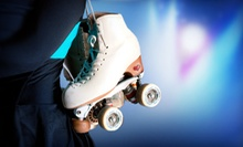 Skating, Rental, Pizza, and Soda for Two or Four, or Party for Up to 16 at Rollin' 253 Skate Center (Up to 51% Off)