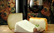 $10 for $20 Worth of Wine and Bistro Fare for Two at Sarasota Vineyard