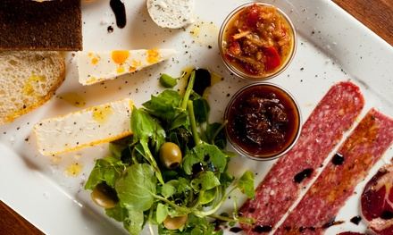 Artisan Cheese and Charcuterie at Red, White & Bleu (Up to 40% Off). Two Options Available.