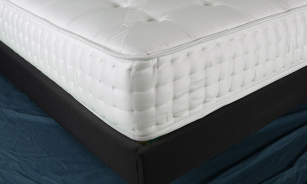matelas m moire de forme prestige groupon. Black Bedroom Furniture Sets. Home Design Ideas