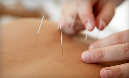 One or Three 60-Minute Acupuncture Sessions from Jacob Wenger Lic. Ac (Up to 56% Off)
