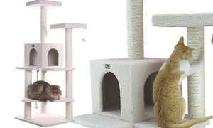 Armarkat Deluxe Cat Trees From $49.99 To $124.99