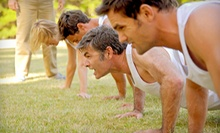 10 or 20 Outdoor Bootcamp Classes at Fitness Forever (Up to 84% Off)
