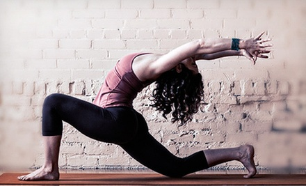 10 or 15 Yoga Classes at Shiva Shakti Yoga Center in Waltham (Up to 63% Off)