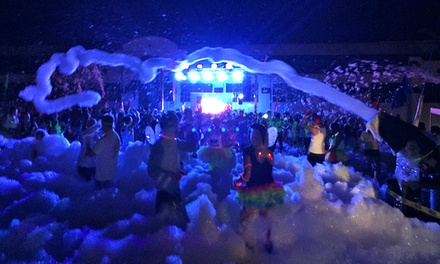 $27 for Halloween Race Registration for One to World Famous Foam Run on Saturday, October 25 ($60.48 Value)