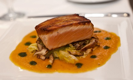 $69 for Zagat-Rated Brazilian Dinner at Circus Restaurante ($108 Value). Must Reserve Table on Groupon.