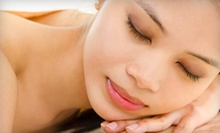 Facial, Swedish Massage, or Both, or a One-Hour Reiki Session with Body Wrap at Halisi Day Spa &amp; Salon (Up to 58% Off)