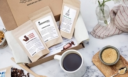 Three or Six-Month Bean Box Subscription or $10 for $20 Worth of Specialty Coffee from Bean Box