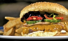 Casual Fare for Two or Four at The Lower Deck Pub & Beer Market (Up to Half Off)