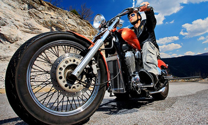 Al Ahli Driving Center - Dubai: 30 Motorcycle Driving Classes for AED 675 instead of AED 1,350