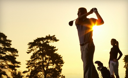 $49.99 for Golf for Two with Cart Rental and One Summer Membership at Lake Worth Golf Course (Up to $410 Value)