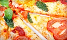 Pasta and Pizza or Trays To Go Menu Items at Toto Fresco Italian Eatery (Half Off). Two Options Available. 