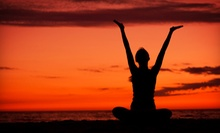 $10 for One Week of Unlimited Yoga Sessions at Universal Spirit Yoga ($20 Value)
