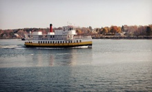 Bailey Island Day Cruise for Two or Four from Casco Bay Lines (Up to 55% Off)