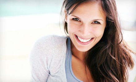 $99 for a One-Hour Organic Teeth-Whitening Treatment at DaVinci White Smiles ($218 Value)