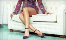 One or Three Sclerotherapy Vein Treatments from Dr. Kelly (Up to 77% Off)