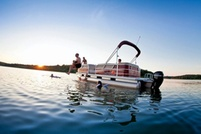 $99 for a Four-Hour Party-Boat Rental from Boat Rental Miami ($400 Value)