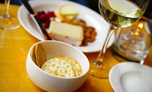$25 for a Wine Pairing and Appetizer Cooking Class at Rosa's Italian Market and Deli ($60 Value)