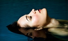 90-Minute Float-Therapy Session with Optional Massage or Acupuncture at The Float Shoppe (Up to Half Off)