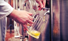 Beer-Making Class for One, Two, or Four at Keg Cowboy (Up to 59% Off)