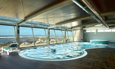 Hotel Flor de Sal 4* — Viana do Castelo: 1 noite para dois em suite com vista de montanha, pequeno-almoço e spa por 94€