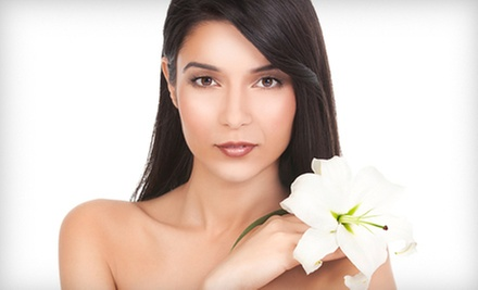 One, Two, or Three Fraxel Skin-Resurfacing Treatments at Vivia Center for Cosmetic Therapy (Up to 73% Off)
