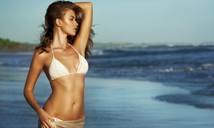 One or Three Level 2 Spray Tans, or One Month of Unlimited Level 2 UV Bed Tanning at SunKiss Tan (Up to 47% Off)