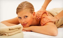 One or Two 60-Minute Massages with Reflexology at The Clearing : Center for Well Being (51% Off)