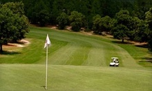 Golf Game with Cart for Two or Four, or 10 Rounds of Golf without Cart at Hidden Valley Golf Club (Up to 61% Off)