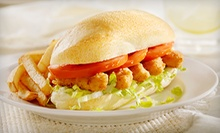 $10 for $20 Worth of Po' Boys and Creole Cuisine at NOLA Good Eats & Po' Boys