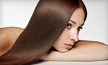 Womens Haircut and Color Packages at Salon Moneak (Up to 68% Off). Three Options Available.