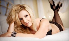 Boudoir Photo Shoot with Images at Studio 520 Photography (Up to 68% Off). Two Options Available.