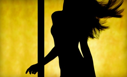 Four or Eight Pole-Dancing Classes, or Private Party for Up to 10 at Her Moves Dance Fitness Studio (Up to 63% Off)