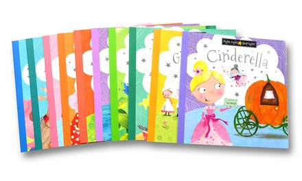 10-Pack of Giant Children's Bedtime Stories