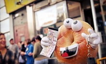 One or Two Groupons, Each Good for a New York Bagel Tour from Ben and Marty's Bagel Tours of New York (Up to 51% Off)