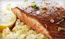 American Food at Taphouse Grille (Up to 57% Off). Two Options Available