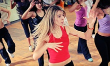 10, 20, or 30 Zumba Classes at The Bod-e Shop (Up to 80% Off)