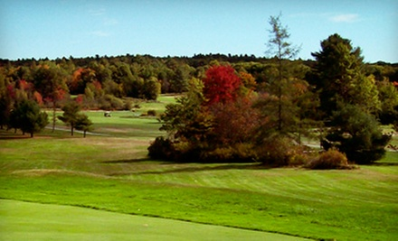 18 Holes of Golf with Cart Rental for Two or Four at Wawenock Golf Club (Up to 60% Off)