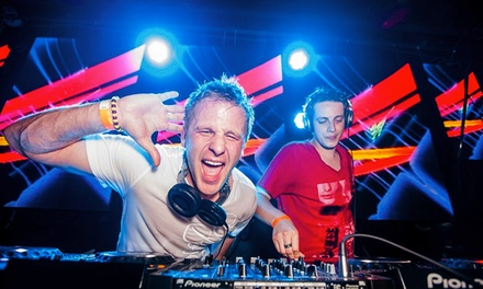 Tritonal at Park City Live on Saturday, September 27, at 9 p.m. (Up to 52% Off)