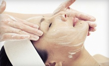 One or Three Diamond-Dermabrasion Treatments and Express Facials at Serene Skincare Studio (Up to 58% Off)