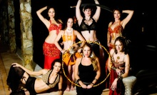 Eight-Week Beginners Belly-Dancing Course for One or Two at Hip Expressions Belly Dance Studio (Up to 61% Off)