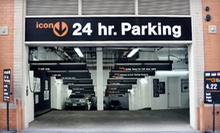 24-Hour Parking or One Month of Unlimited Parking from Icon Parking Systems (Up to 60% Off). 50 Options Available.