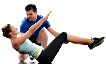 Three or Five 45-Minute Personal Training Sessions at Fitness Together (Up to 66% Off)