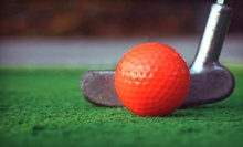 Unlimited Mini Golf for Two, Four, or Six at Putter's Pride (Up to 53% Off)