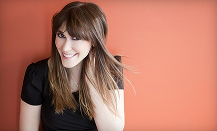 Cut with Keratin Treatment and Optional Color or Partial or Full Highlights at Totally You Hair Salon (Up to 53% Off)