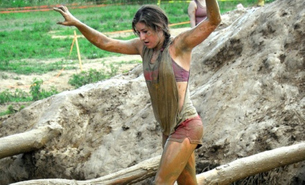Entry for One Kid, One Adult, or Two Adults to Mud Ninja Race and After-Party on Saturday, July 28 (Up to 65% Off)